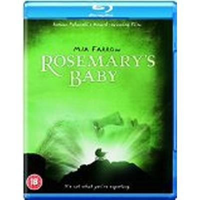 Rosemary's Baby [Blu-ray] [1968] [Region Free]